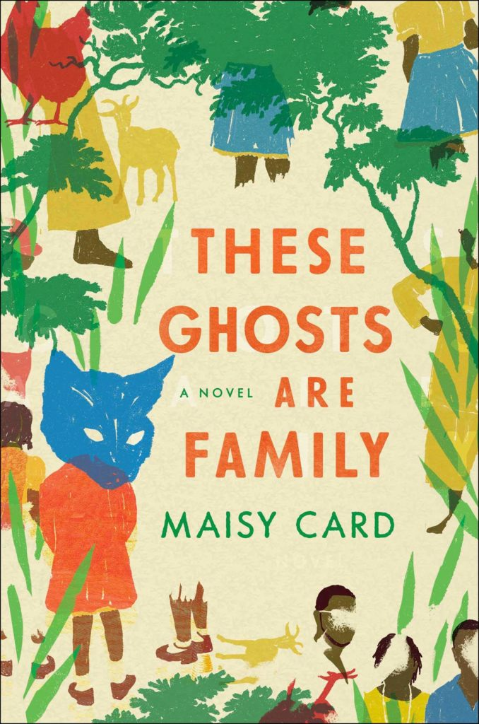 These Ghosts are Family by Card - Carla Cain-Walther