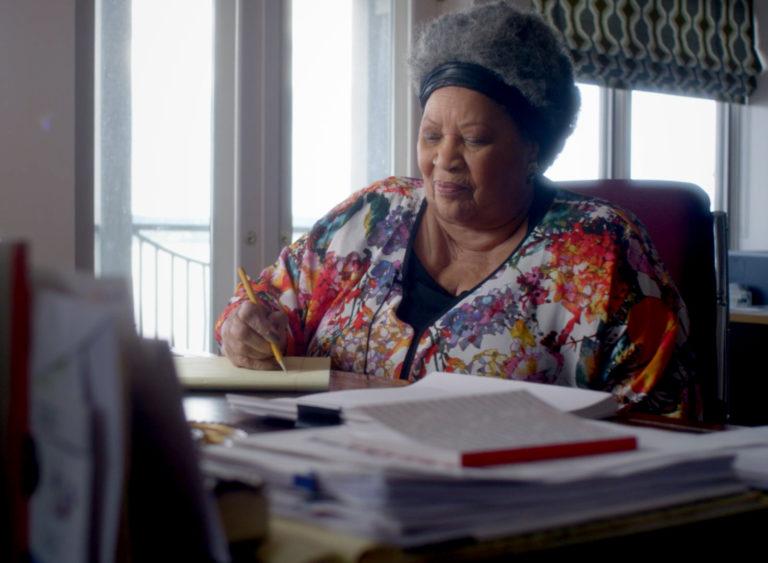Toni Morrison Doc Still - Carla Cain-Walther