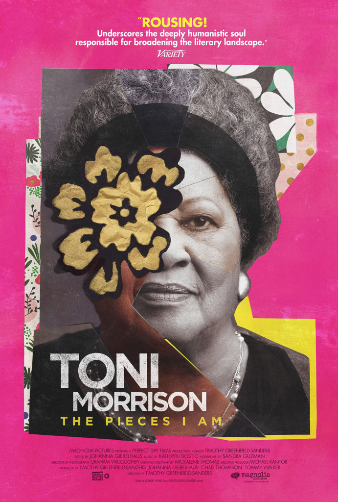 Toni Morrison - Magnolia Pictures - Carla Cain-Walther