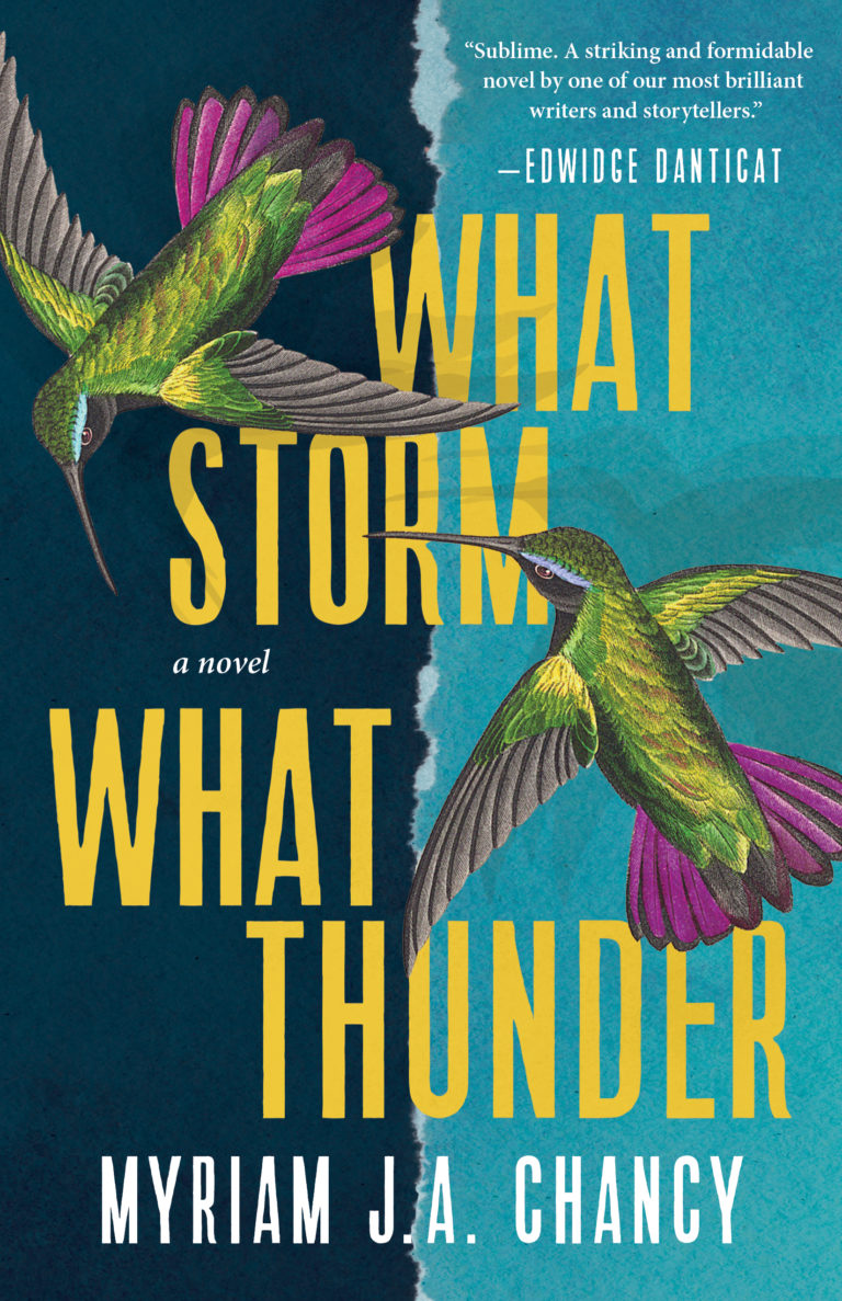 What Storm What Thunder-galley cover (1) - Zach Cihlar