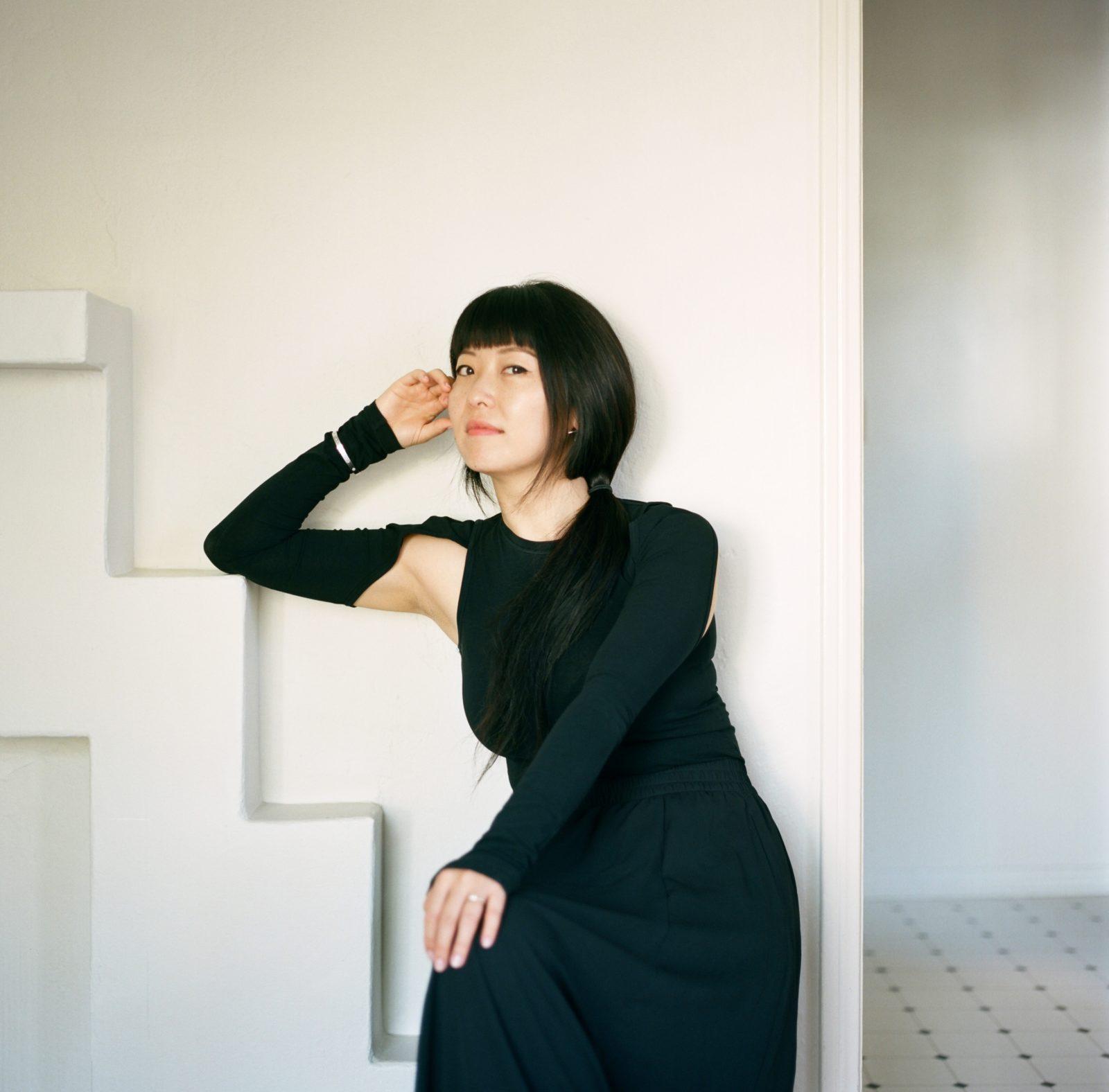 Author Juliana Wang