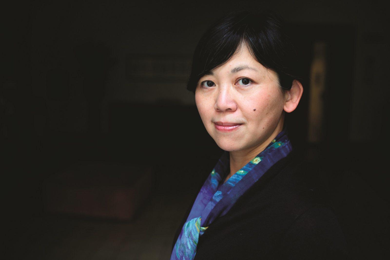 Portrait of Yiyun Li 06/06/2016 ©Basso CANNARSA/Opale