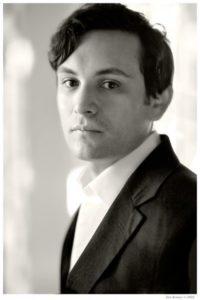 Photo of Simon Van Booy