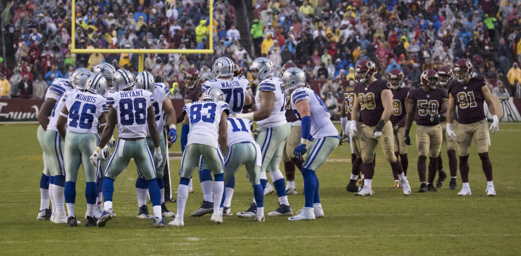 Dallas Cowboys, Washington Redskins