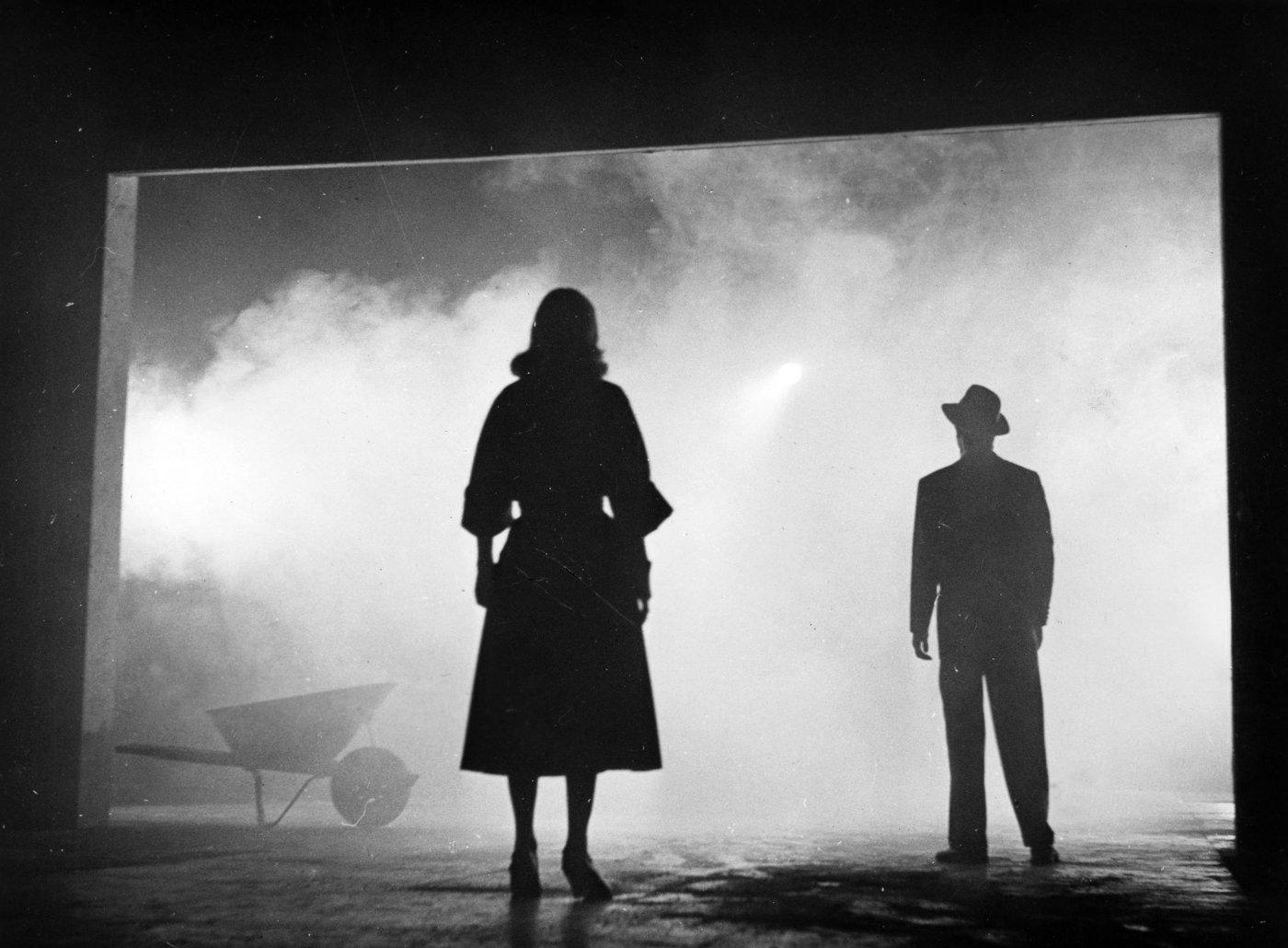film noir big combo