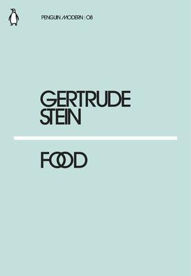 food gertrude stein