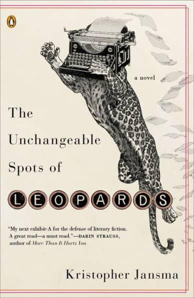he Unchangeable Spots of Leopards Jansma