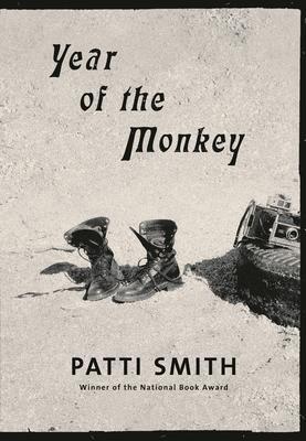 year of the monkey patti smith