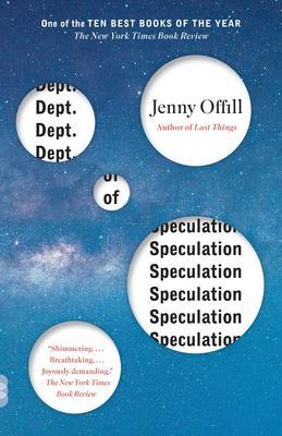dept. of speculation