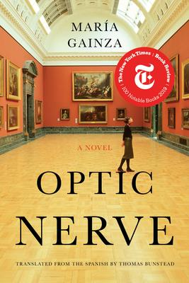optic nerve maria gainza
