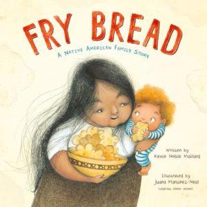 fry bread Maillard