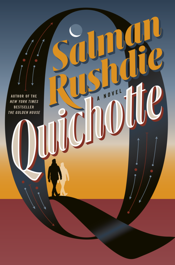 Quichotte Cover