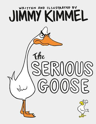 serious goose