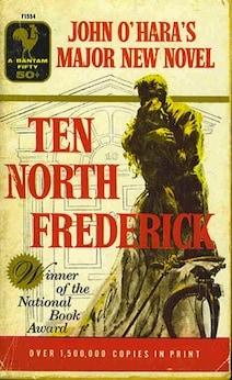 ten north frederick ohara