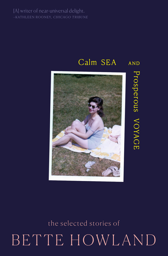 Calm Sea and Prosperous Voyage howland