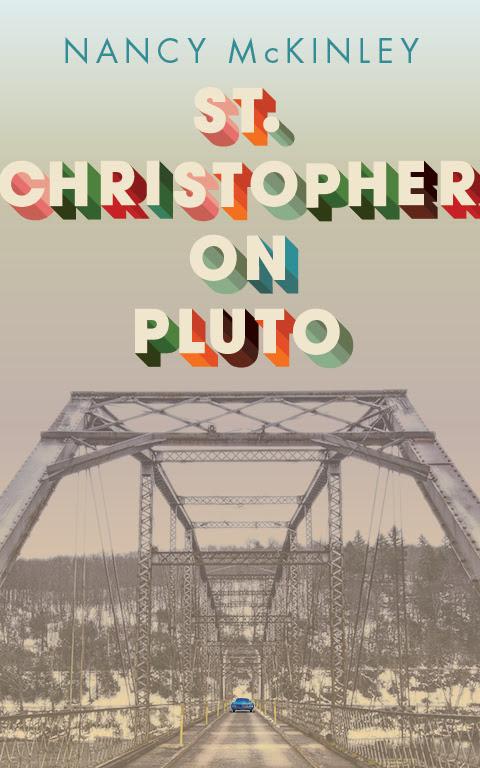 St. Christopher on Pluto mckinley